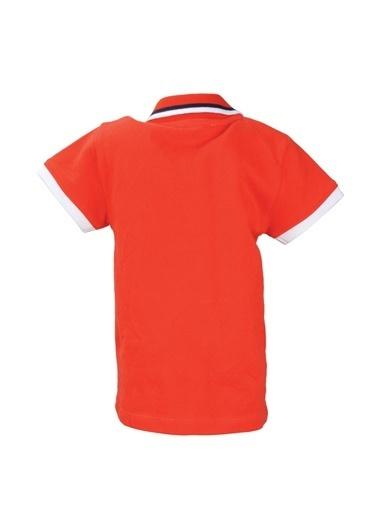 Mininio Kırmızı Marin Polo Yaka T-Shirt (9ay-4yaş) Kırmızı Marin Polo Yaka T-Shirt (9ay-4yaş) Kırmızı